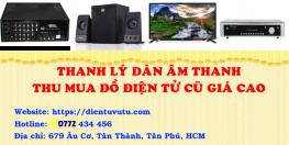 Thu mua đồ điện tử của giá cao Tp Hồ Chí Minh